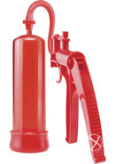Pump Worx Deluxe Fire Pump Red