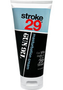 Stroke 29 Mastrubation Cream Warming...