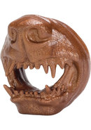 Oxballs Snarl Angry Dog Silicone Cockring Copper
