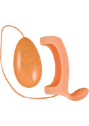 Intensifi Super Max Wired Remote Dual Vibrating Silicone...
