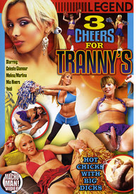 3 Cheers For Trannys(disc)