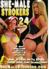 Shemale Strokers 24