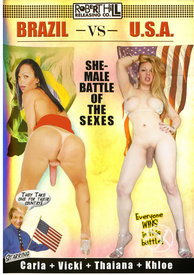 Brazil Vs Usa Shemale Battleof Sexes