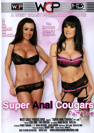 Super Anal Cougars 01