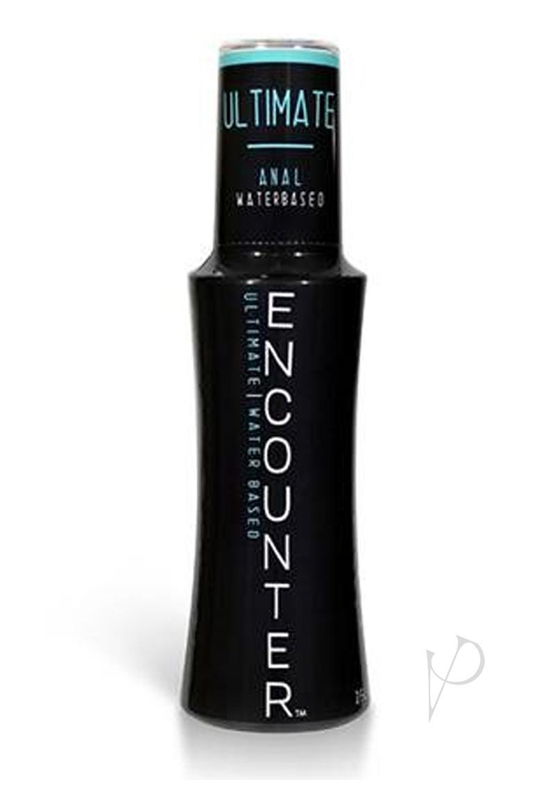 Encounter Ultimate Thick Anal Female Water Based Lubricant 2 Ounce