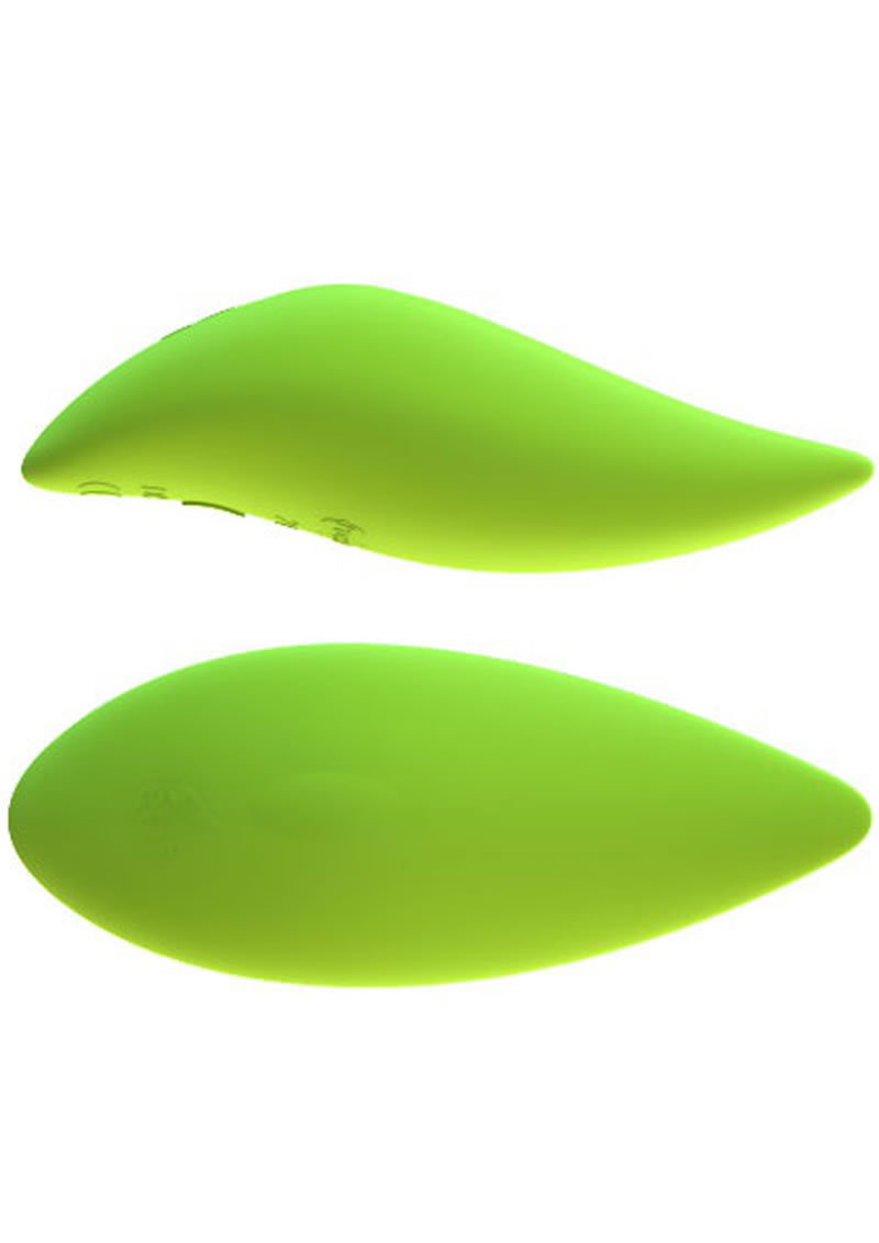 Life By Leaf 100 Percent Natural Pleasure 4.1 Inch Green