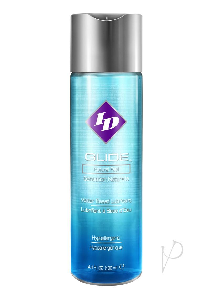 Id Glide Natural Feel Water Based Lubricant 4.4 Ounces