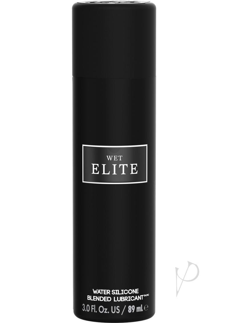 Wet Elite Black 3 Ounces